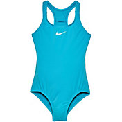 Nike Girls' Racerback Sport Swimsuit