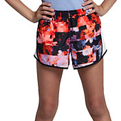 Nike Girls' Dry Tempo Printed Running Shorts