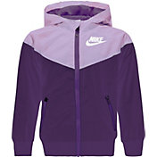 Nike Little Girls' Sportswear Windrunner Jacket