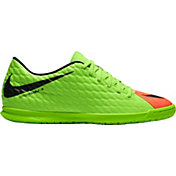 Nike Men's Hypervenom Phade III Indoor Soccer Shoes