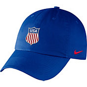 Nike Men's USA Hockey Crest Royal Adjustable Hat