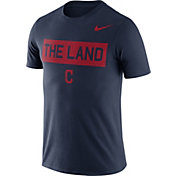 Nike Men's Cleveland Indians Dri-FIT ''The Land'' T-Shirt