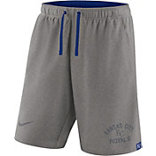 Nike Men's Kansas City Royals Performance Fleece Shorts