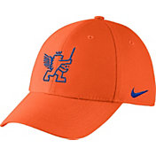 Nike Men's FC Cincinnati Crest Structured Orange Flex Hat