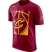 Nike Men's Cleveland Cavaliers Dri-FIT Red T-Shirt