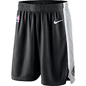 Nike Men's San Antonio Spurs Dri-FIT Black Swingman Shorts