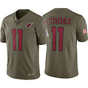 Nike Men's Home Limited Salute to Service 2017 Arizona Cardinals Larry Fitzgerald #11 Jersey