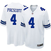 Nike Men's Away Game Jersey Dallas Cowboys Dak Prescott #4