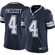 Nike Men's Home Limited Jersey Dallas Cowboys Dak Prescott #4
