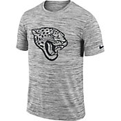 Nike Men's Jacksonville Jaguars Legend Velocity Travel Performance Grey T-Shirt