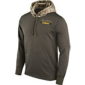 Nike Men's Pittsburgh Steelers Salute to Service 2017 Therma-FIT Performance Hoodie