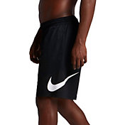 "Nike Men's 9"" Swoosh Basketball Shorts"