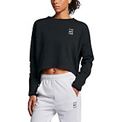 Nike Women's Court Long Sleeve Tennis Shirt