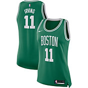 Nike Women's Boston Celtics Kyrie Irving #11 Kelly Green Dri-FIT Swingman Jersey