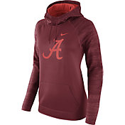 Nike Women's Alabama Crimson Tide Crimson All Time Therma-FIT Hoodie