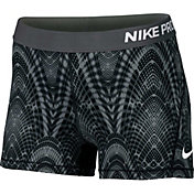 Nike Women's Pro Cool 3'' Base Layer Shorts