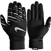 Nike Women's Printed Dry Tempo 360 Flash Running Gloves