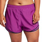 Nike Women's 3'' Plus Size Dry Modern Tempo Running Shorts