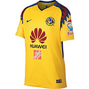 Nike Youth Club America Spring 18 Breathe Replica Home Stadium Jersey