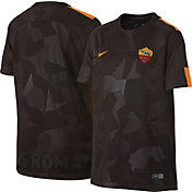 Nike Youth AS Roma 17/18 Breathe Replica Third Stadium Jersey