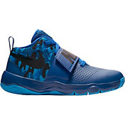 Nike Kids' Grade School Team Hustle D 8 Camo Basketball Shoes