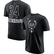 Jordan Youth 2018 NBA All-Star Game Giannis Antetokounmpo Dri-FIT Black T-Shirt