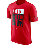 "Nike Youth Chicago Bulls Dri-FIT ""In It For Chi-Town"" Red T-Shirt"