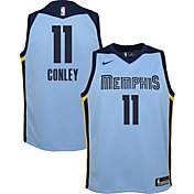 Nike Youth Memphis Grizzlies Mike Conley #11 Light Blue Statement Dri-FIT Swingman Jersey