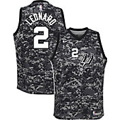 Nike Youth San Antonio Spurs Kawhi Leonard Dri-FIT City Edition Swingman Jersey