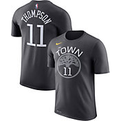 Nike Youth Golden State Warriors Klay Thompson #11 Dri-FIT Grey T-Shirt