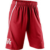 Nike Youth Houston Cougars Red Fly XL 5.0 Football Sideline Shorts
