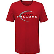 Nike Youth Atlanta Falcons Legend Icon Performance Red T-Shirt
