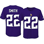 Nike Youth Minnesota Vikings Harrison Smith #22 Pride Purple T-Shirt