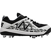 New Balance Kids' 4040 V4 Dustin Pedroia Baseball Cleats
