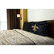 Northwest New Orleans Saints Anthem Twin Sheet Set