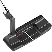 Odyssey O-Works Black #1 Wide S Putter – WINN AVS Midsize Pistol Grip