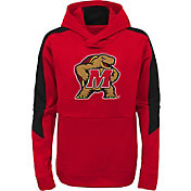 Gen2 Youth Maryland Terrapins Red Hyperlink Hoodie
