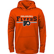NHL Youth Philadelphia Flyers MVP Orange Pullover Hoodie