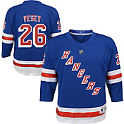 NHL Youth New York Rangers Jimmy Vesey #26 Replica Home Jersey