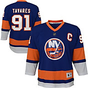 NHL Youth New York Islanders John Taveras #91 Replica Home Jersey