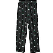 NHL Youth Dallas Stars Team Logo Black Sleep Pants