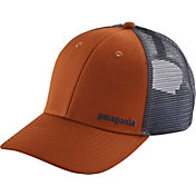 Patagonia Adult Small Text Logo LoPro Trucker Hat