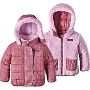 Patagonia Toddler Girls' Dream Song Reversible Hooded Jacket