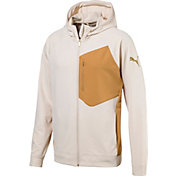 Puma Men's Tech Fleece Full Zip Hoodie