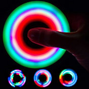 Windy City Novelties LED Light Up Fidget Toy Spinner