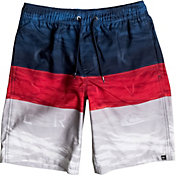 Quiksilver Boys' Word Waves Volley Board Shorts