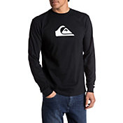 Quiksilver Men's Mountain and Wave Long Sleeve T-Shirt