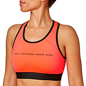 Reebok Women's Inhale Graphic Pocket Sports Bra