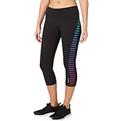 Reebok Women's Graphic Capris