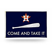 Rico Houston Astros 'Come and Take It' Banner Flag